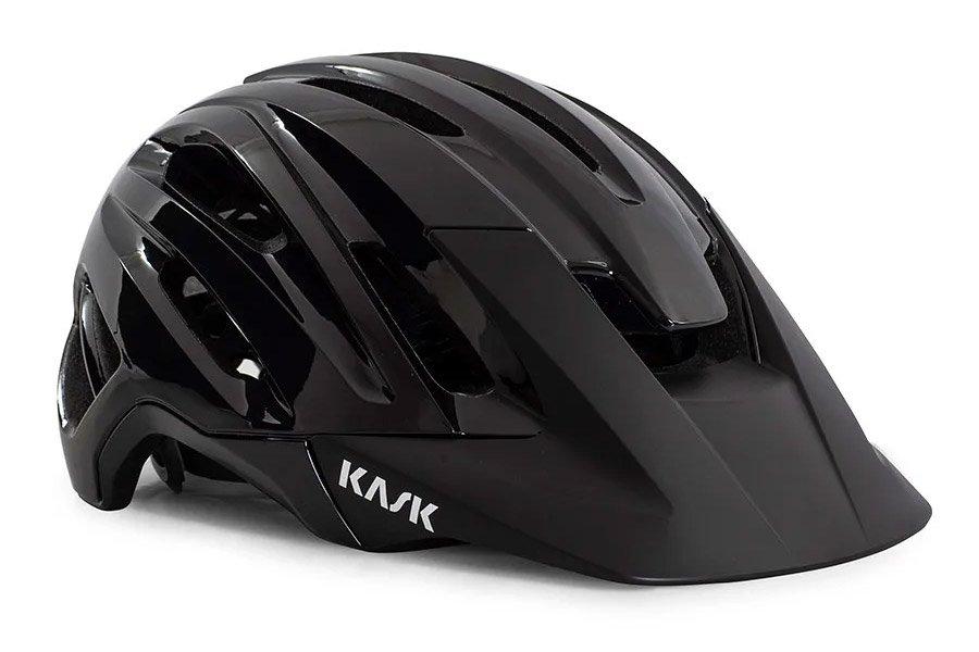 Kask Caipi Helm - Zwart Glanzende