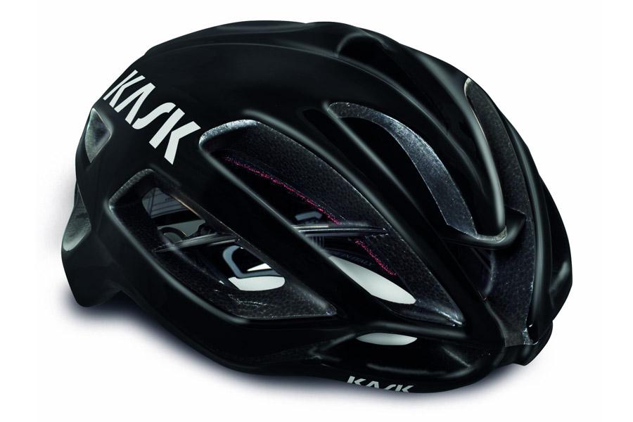 Kask Protone Helm - Glanzend Zwart