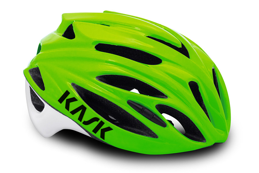 Kask Rapido Helm - Lime