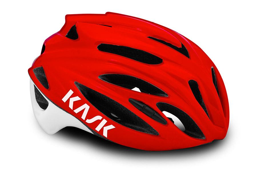Kask Rapido Helm - Rood