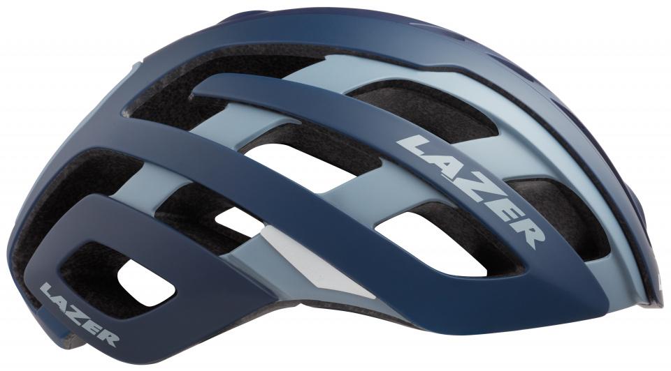 Lazer fietshelm Century Mips led unisex blauw maat 52 56 cm