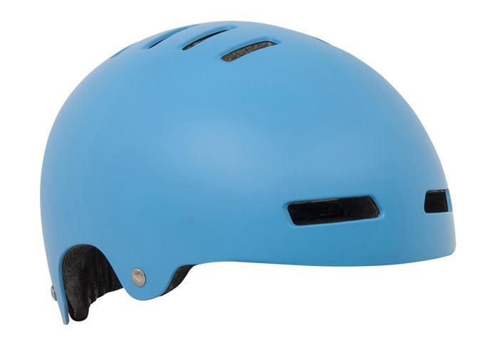 Lazer fietshelm One+ unisex blauw maat 58 61 cm