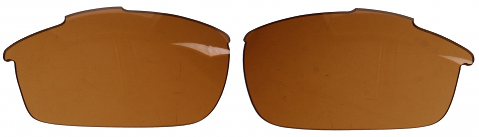 Lazer lenzen fietsbril Argon AR2 fotochromisch bruin