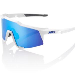 Bril 100% Speedcraft LL - Wit/Blauw