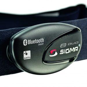 Sigma borstband R1 Duo comfortex+ zwart