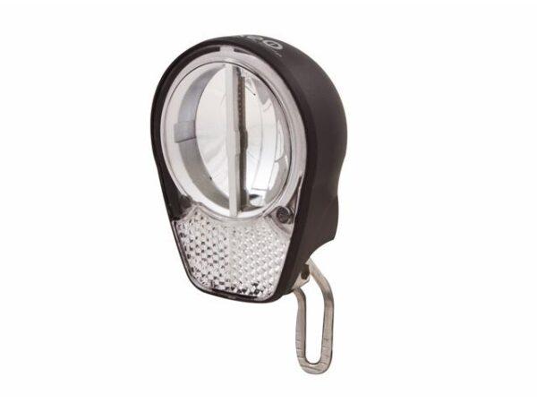 Spanninga koplamp Roxeo XDA led naafdynamo zwart