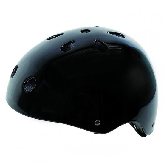 Ventura Freestyle BMX helm mat zwart maat 58/61 cm