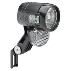 AXA Blueline koplamp 30 Lux E Bike zwart