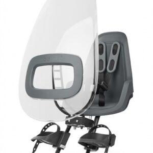 Bobike windscherm One+ Urban grijs