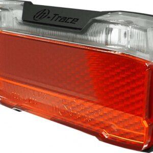 Herrmans H Trace dynamo achterlicht LED rood