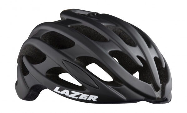Lazer fietshelm Blade+ unisex schuim/mesh zwart maat XS