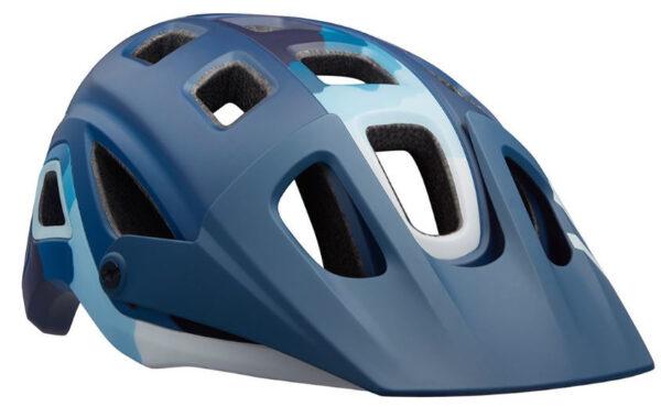 Lazer fietshelm Impala Mips polycarbonaat blauw maat 52 56 cm