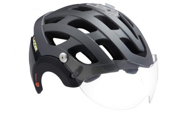 Lazer fietshelm e bike Anverz Mips schuim/mesh titanium mt M