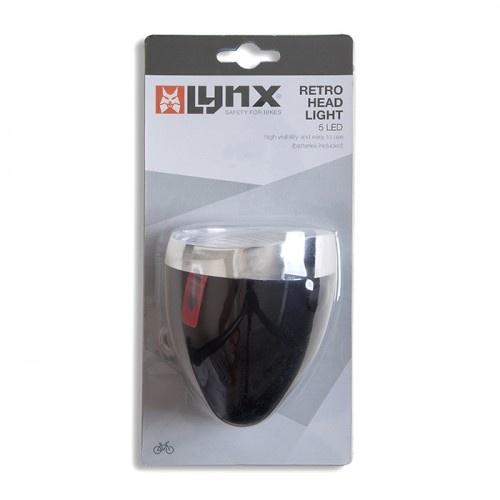 Lynx Koplamp Retro 5 LED