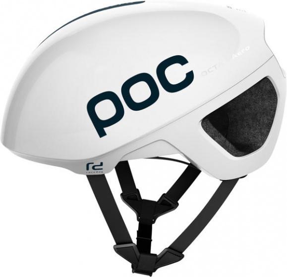 POC fietshelm Octal Aero mesh/siliconen wit maat 54 60 cm