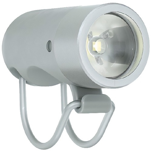 Knog voorlicht Plug oplaadbaar 250 lumen wit