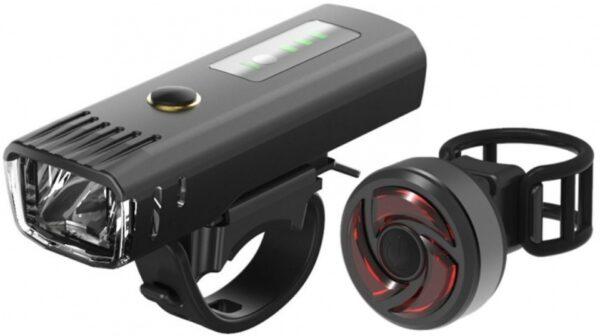 Pro Sport Lights verlichtingsset Accelero & Indicator led zwart