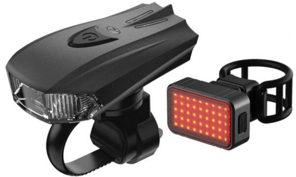 Pro Sport Lights verlichtingsset Smart Accelerometer led oplaadbaar