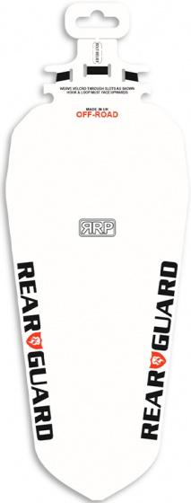 RapidRacerProducts spatbord RearGuard Off Road 20 cm wit
