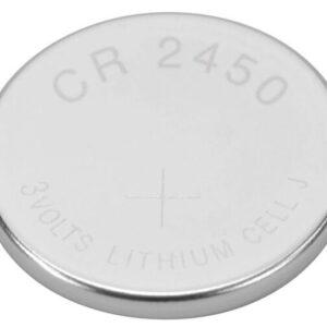 VDO batterij CR2450 voor M5 en M6 fietscomputer 3V zilver