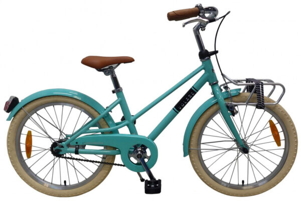 Volare Melody 20 Inch 31,75 cm Meisjes Terugtraprem Turquoise