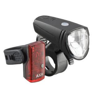 AXA Verlichtingsset Axa Greenline 25 Lux