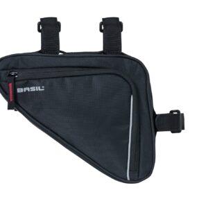 Frametas Basil Sport Design Triangle 1,7 liter - zwart
