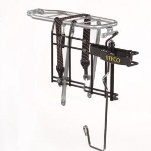 Steco - Buggydrager De Luxe Staal Zwart