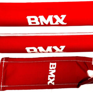 HZB pads BMX junior foam rood 3 delig