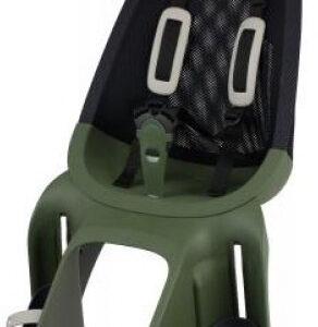 Qibbel achterzitje Air Q909 junior mesh zwart/groen