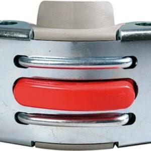 Qibbel framebevestiging achterzitje Q200 staal zilver