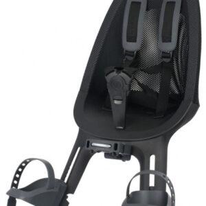 Qibbel voorzitje Air Q850 junior mesh zwart