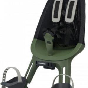 Qibbel voorzitje Air Q859 junior mesh zwart/groen