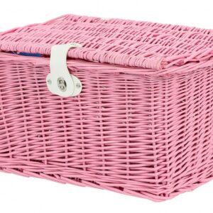 AMIGO bakkersmand voor 31 liter roze