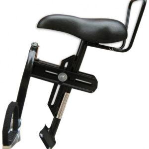 ABI fietszitje Model 4 damesfiets zwart