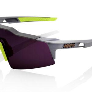 Bril 100% Speedcraft SL Midnight Mauve