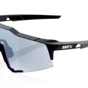 Bril 100% Speedcraft LL Soft Tact - Zwart