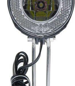 "Simson Koplamp LED ""Round"" voor naafdynamo"