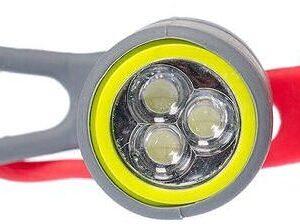 Simson Verlichtingsset LED ''Simmy'' - zwart/rood (batterij)