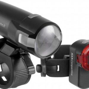 Verlichtingsset Axa Compactline Battery 20