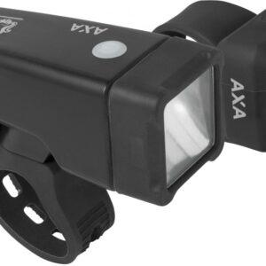 AXA verlichtingsset Niteline T1 led zwart