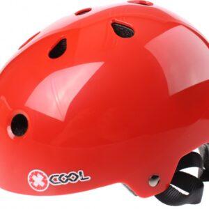 Cycle Tech fietshelm Xcool 2.0 rood maat 55/58 cm