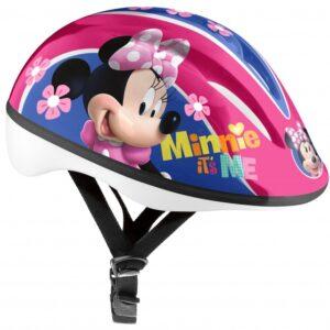 Disney kinderhelm Minnie Mouse meisjes roze maat 54/56