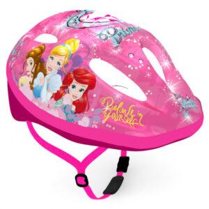 Disney kinderhelm prinsessen meisjes roze maat 52 56