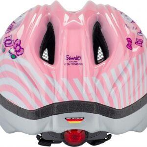 KED fietshelm Meggy Hello Kitty meisjes roze maat 52 58 cm