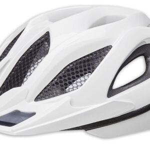 KED fietshelm Spiri Two unisex wit maat 52 58 cm