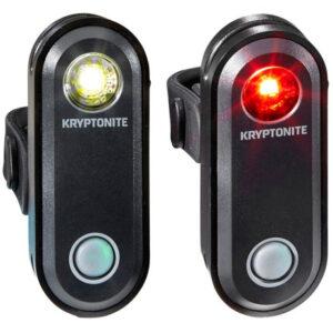 Kryptonite verlichtingsset Alley F 65/Avenue R 30 led USB