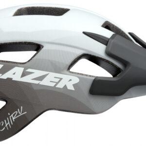 Lazer fietshelm Chiru Mips unisex wit/zwart maat 55 59 cm