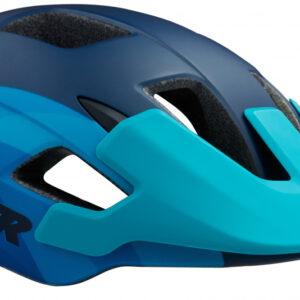 Lazer fietshelm Chiru unisex blauw maat 58 61 cm