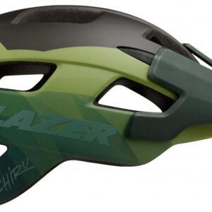 Lazer fietshelm Chiru unisex groen maat 52 56 cm